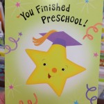 Celebrating Graduation Day -- from Preschool?