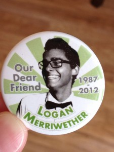 The Logan Pin