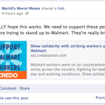 Is Facebook Plugging the Walmart Spring?