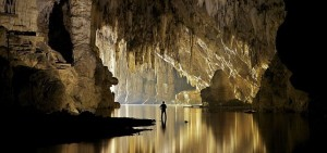 Thailand hidden cave