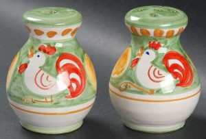 vietri_italy_campagna_rooster_gallina_salt_and_pepper_set_