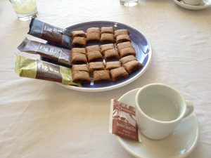 Davidson's Tea/Nature's Bakery Tea Party