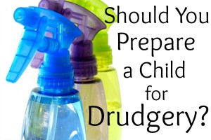 Should you prepare a child for drudgery