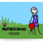 JC Little Motherhood book