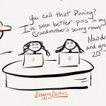 Blogging Betties Boot Camp Cartoon