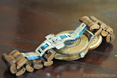 Jord Wood Watch -- like a little piece of art for your wrist