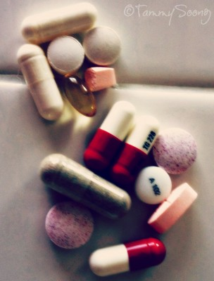 Pills I take every day