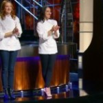 Courtney and Elizabeth shoes from MasterChef finale